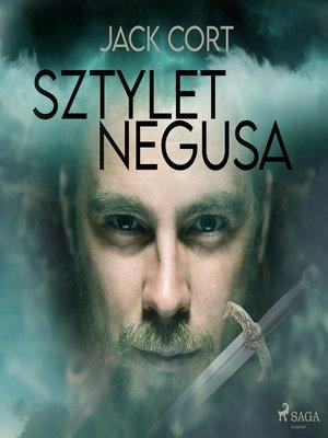 cover image of Sztylet Negusa