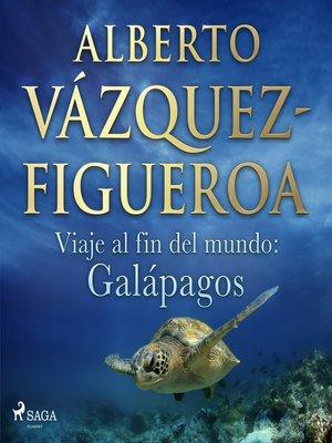 cover image of Viaje al fin del mundo