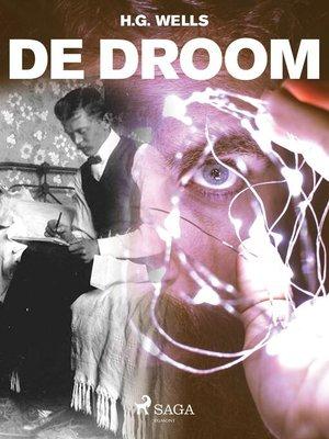 cover image of De droom