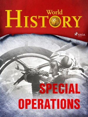 cover image of Special Operations