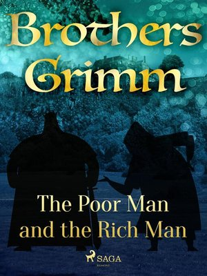cover image of The Poor Man and the Rich Man