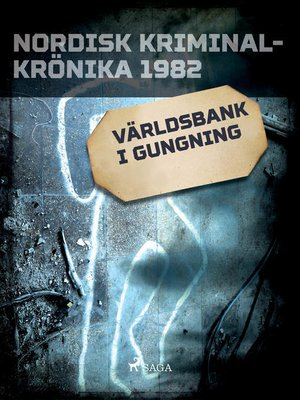 cover image of Världsbank i gungning
