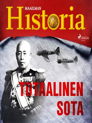 cover image of Totaalinen sota
