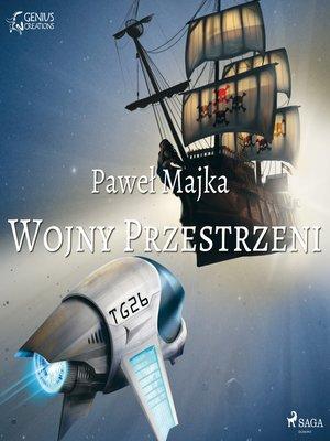 cover image of Wojny przestrzeni