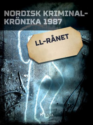 cover image of LL-rånet