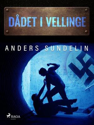cover image of Dådet i Vellinge