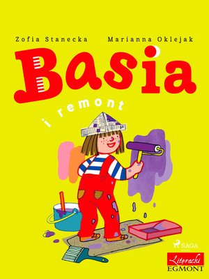 cover image of Basia i remont