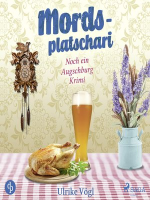 cover image of Mordsplatschari