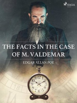 cover image of The Facts in the Case of M. Valdemar
