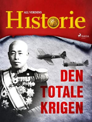 cover image of Den totale krigen