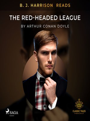 cover image of B. J. Harrison Reads the Red-Headed League