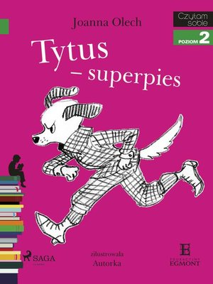 cover image of Tytus--superpies