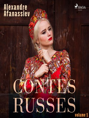 cover image of Contes russes (volume 1)