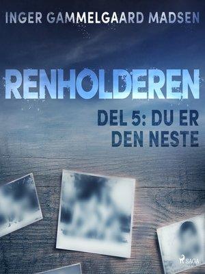 cover image of Renholderen 5