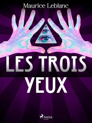 cover image of Arsène Lupin — Les Trois Yeux