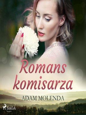 cover image of Romans komisarza