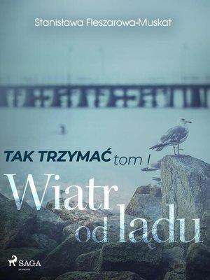 cover image of Tak trzymaćtom 1