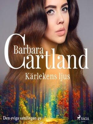 cover image of Kärlekens ljus