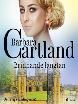 cover image of Brinnande längtan