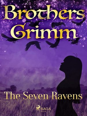 cover image of The Seven Ravens