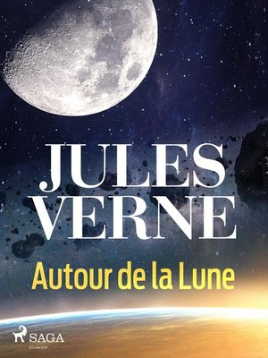 cover image of Autour de la Lune