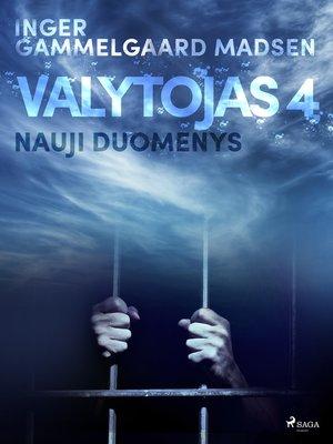 cover image of Valytojas 4