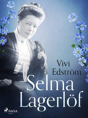 cover image of Selma Lagerlöf och Strindberg