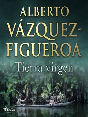 cover image of Tierra virgen