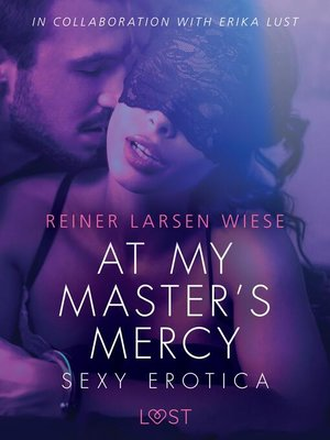 cover image of At My Master s Mercy--Sexy erotica