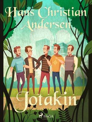 cover image of Jotakin