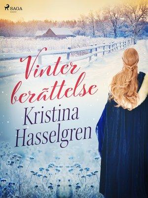 cover image of Vinterberättelse