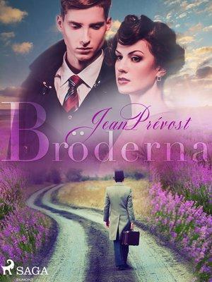 cover image of Bröderna