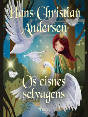 cover image of Os cisnes selvagens