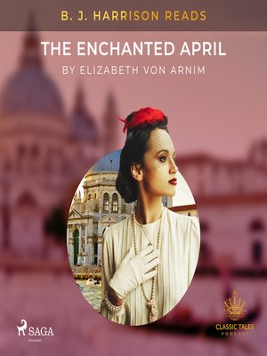 cover image of B. J. Harrison Reads the Enchanted April