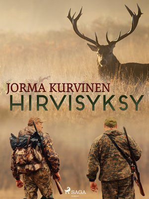 cover image of Hirvisyksy
