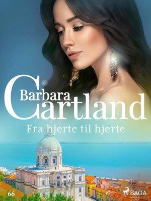 cover image of Fra hjerte til hjerte
