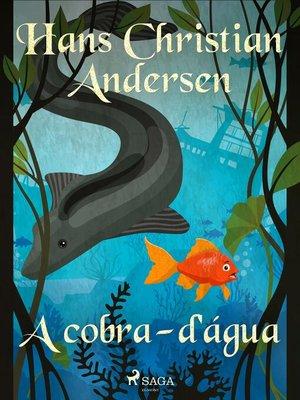 cover image of A cobra-d'água