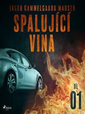 cover image of Spalující vina--Díl 1
