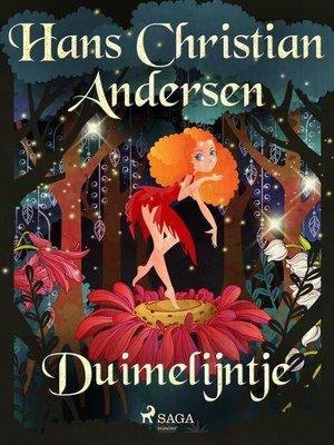cover image of Duimelijntje
