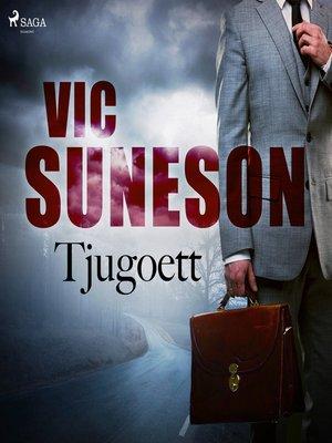 cover image of Tjugoett