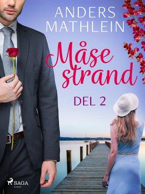 cover image of Måsestrand del 2