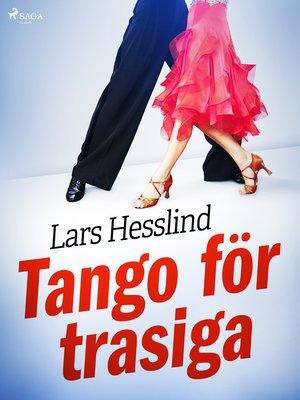 cover image of Tango för trasiga