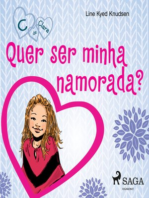 cover image of C de Clara 2--Quer ser minha namorada?