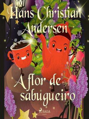 cover image of A flor de sabugueiro