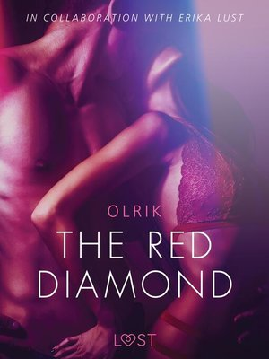 cover image of The Red Diamond--Sexy erotica
