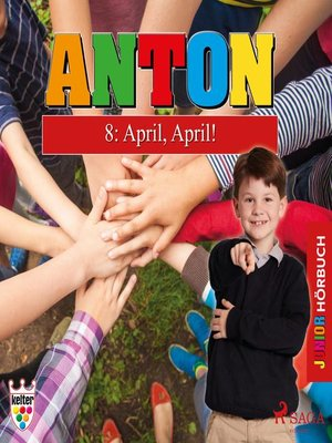 cover image of Anton, 8