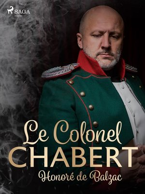 cover image of Le Colonel Chabert