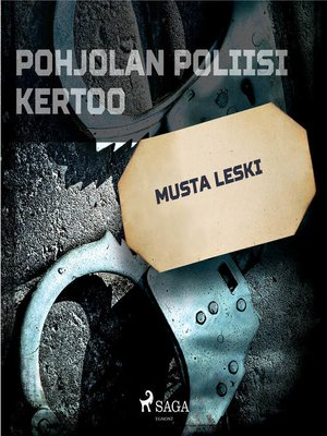 cover image of Musta leski