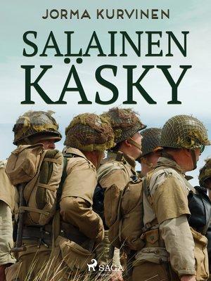 cover image of Salainenkäsky