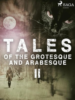 cover image of Tales of the Grotesque and Arabesque II